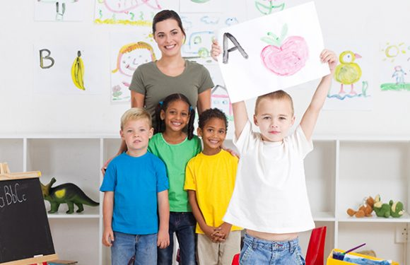 Parent's Day at the Kindergarten